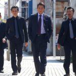 日本統一31のシーン