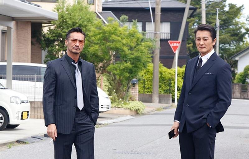 日本統一32のシーン